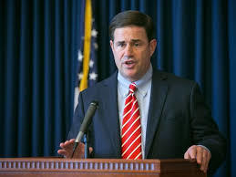 Gov. Doug Ducey said his new executive budget will include more funding for public schools.