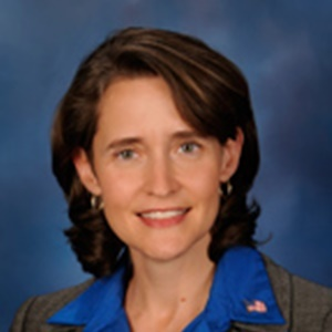 Rep. Michelle Mussman (D-Schaumburg)