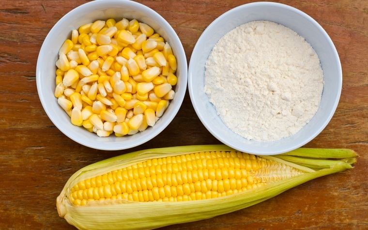 Corn starch is extremely important in current bio-chemical processing while waiting for better processes.