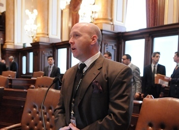 State Sen. Tom Cullerton (D-IL) recently released a statement expressing his concern with the House's failing to pass House Bill 3593.
