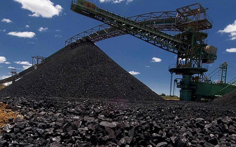 Coal stripper