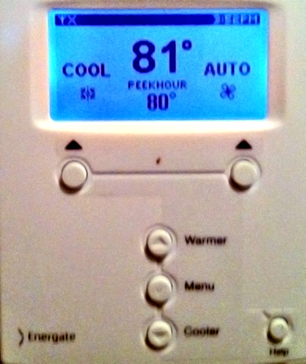 Most thermostats installed today are programmable to some degree.