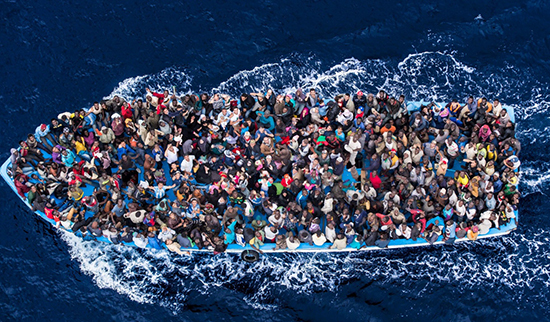 WHO helps Europe with health needs of migrants