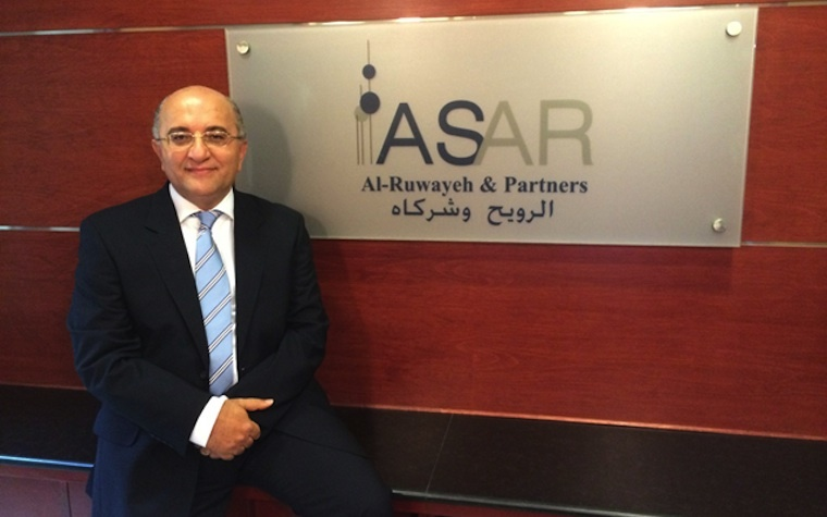 Ahmed Barakat, managing partner at Al Ruwayeh and Partners