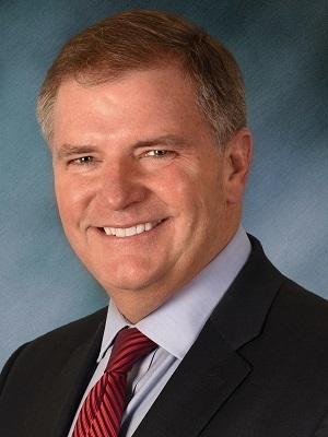 Illinois State Senate Minority Leader Sen. Bill Brady (R-Bloomington),