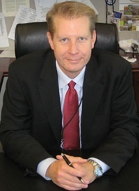McHenry County Administrator Peter Austin