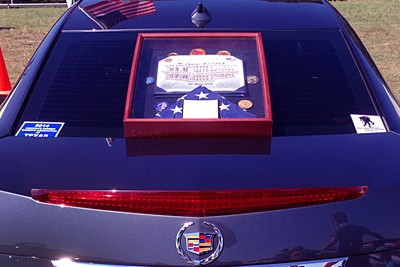 Operation American Muscle gives auto enthusiasts a chance to support the Wounded Warrior project.