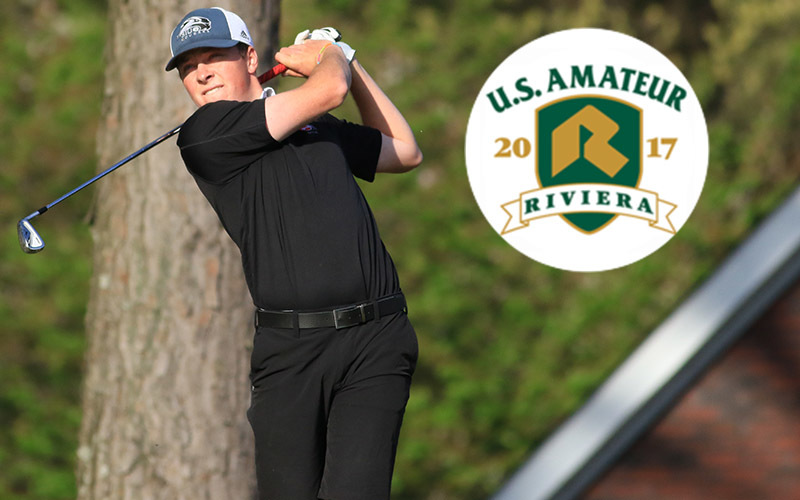Kyle Slattery will play in the U.S. Amateur Championship in mid-August.