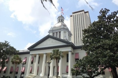 Florida State House in Tallahassee.