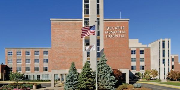 Large decatur memorial hospital