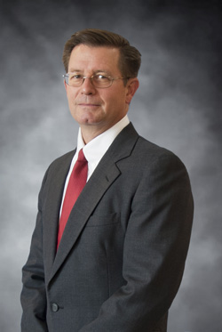James Peery is named Sandia National Laboratories' vice president for defense research.