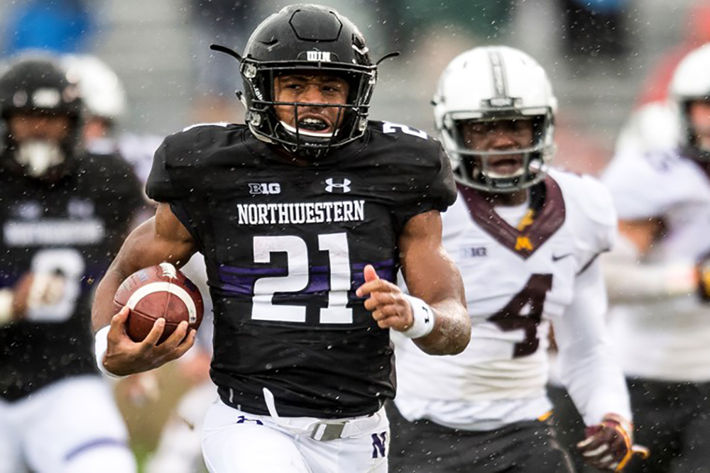 Northwestern will take on the University of Kentucky in the Music City Bowl on Dec. 29.