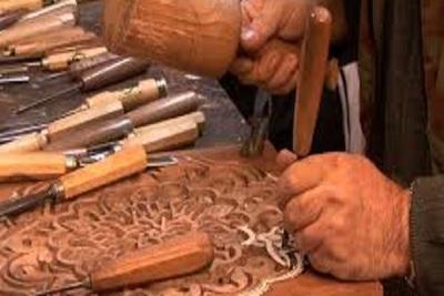 Medium woodcarve