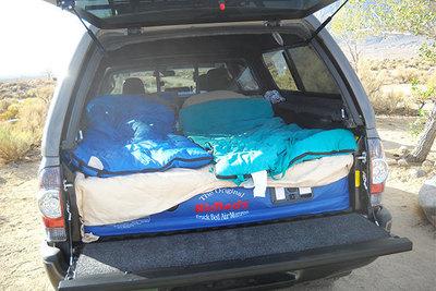 Dodge Dakota Truck Quad Cab Bed Tent