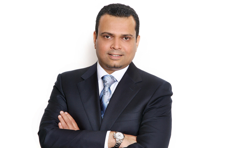 Mohammed Areff, Avaya's vice president for Middle East, Africa & Turkey