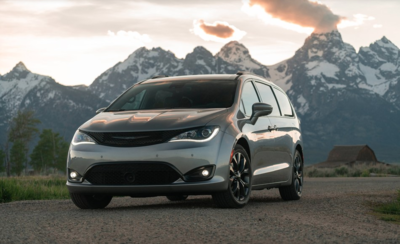 The 2020 Chrysler Pacifica