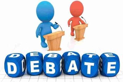 Medium debate