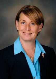 Rep. Deborah Conroy (D-Villa Park)