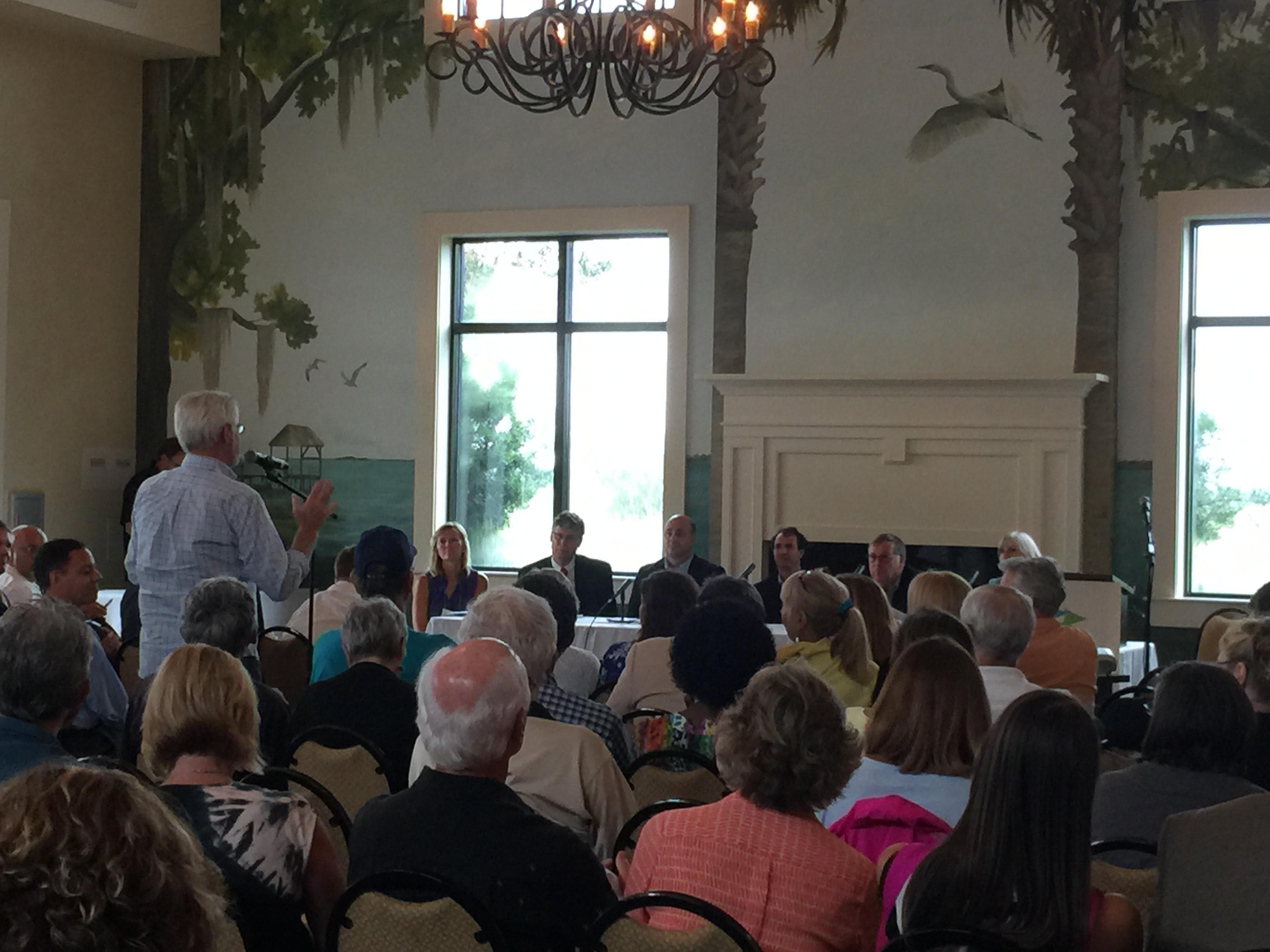 Urban Land Institute panel draws capacity crowd in Mt. Pleasant