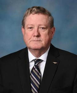 District 211 school board member Mark Cramer