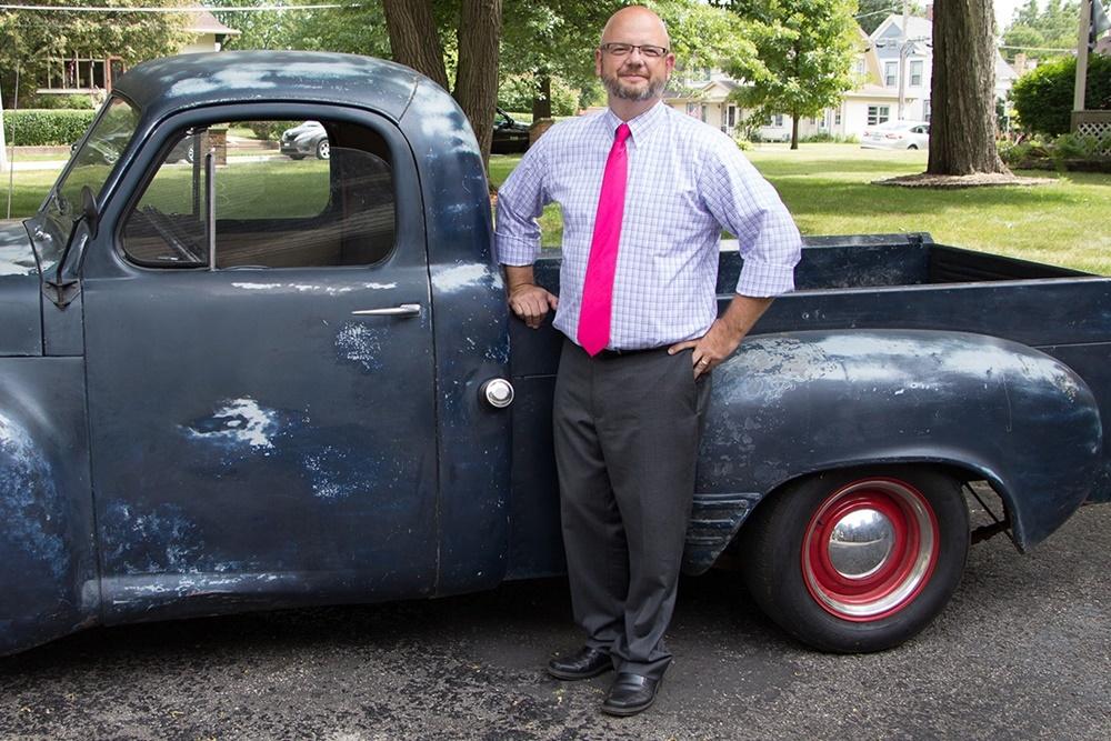 Illinois state Rep. Jeff Keicher (R-Sycamore)
