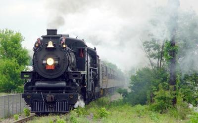 Medium ti train freight