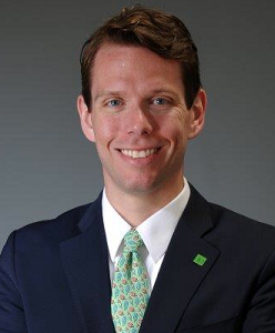 TD Bank announces Matt Simpson as senior relationship manager.