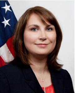 Julie Boettcher is named a resident inspector.