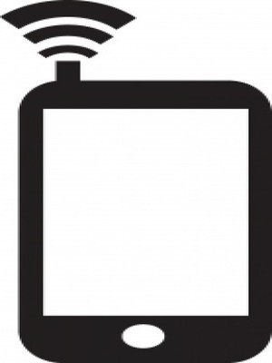 Smart phone icon 21377498