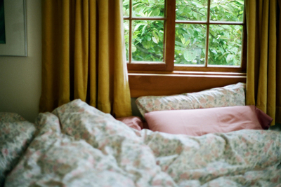 The bedroom should always be a comfy, rejuvenating escape from the outside world.