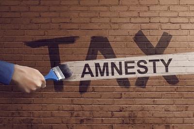 Medium tax amnesty