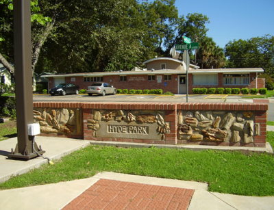 Hyde Park is said to be the first Austin suburb.