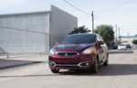 The 2017 Mitsubishi Mirage is compact, but still safe.
