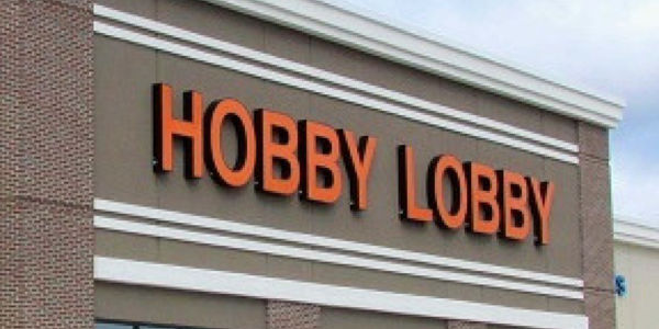 Large hobbylobby