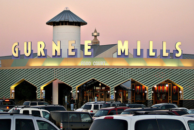 Gurnee Mills in Gurnee, IL, paid $4.8 million in property taxes last year.
