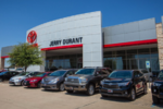The brokerage company assisted in the sale of Durant Toyota in Weatherford and Jerry Durant Toyota in Granbury.