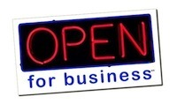 Medium open for business
