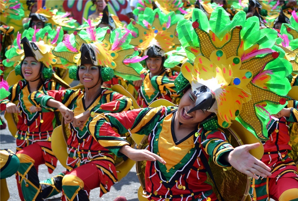The Kadayawan Festival is an annual celebration of the harvest.
