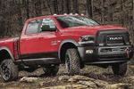 To give the Power Wagon a tougher image and more capability, thereÕs a lift kit, different grille and comes as a 2500 series (three-quarter ton).