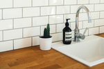 Originally used to protect kitchen walls, backsplashes are now being seen as a central design element in kitchens.