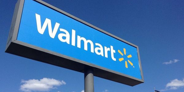 Large 1540px walmart store sign