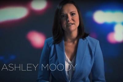 Florida Republican Attorney General candidate Ashley Moody