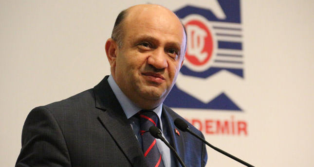 Turkish Science, Industry and Technology Minister Fikri Isik