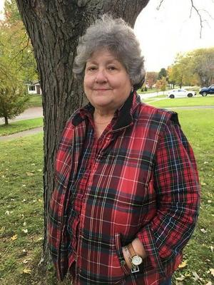Sue Roy, President of Ohio State Grange.