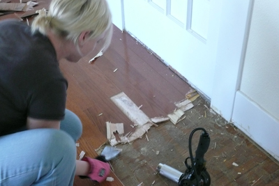 A little preventative maintenance along the way can help avoid costly repair on hardwood flooring.