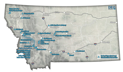 Montana has 17 Superfund sites, a residue of its industrial and mining past.