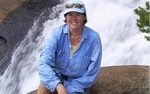 Emporia State hydrologist Marcia Schulmeister.