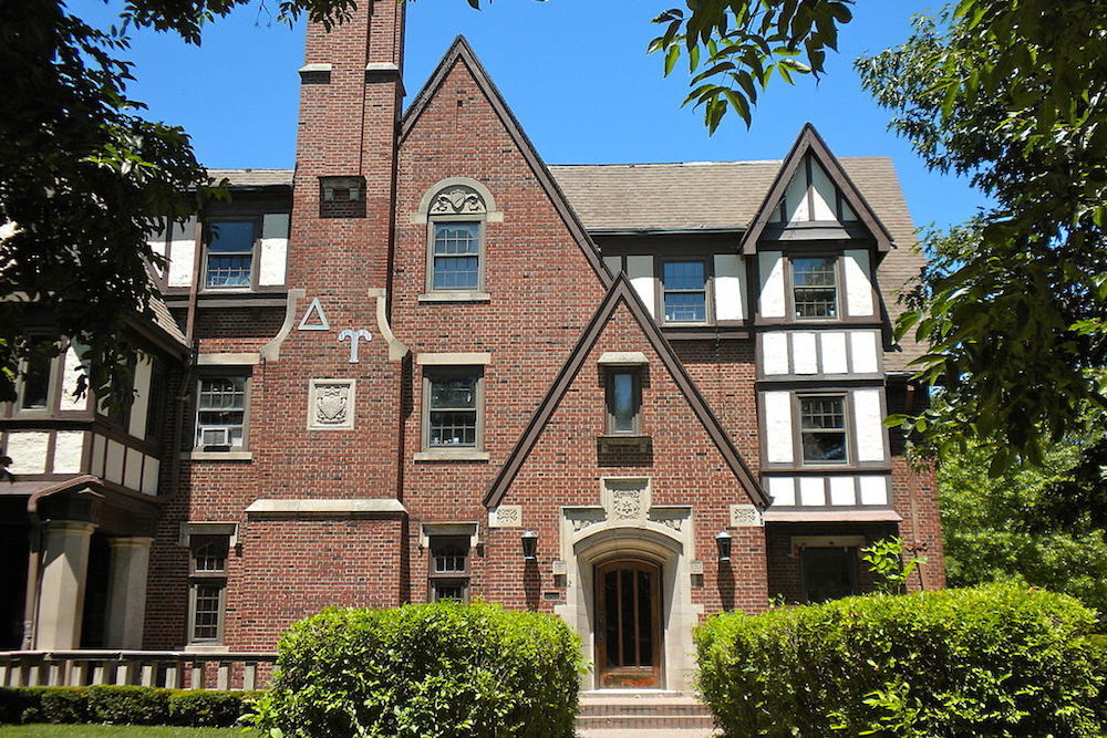 U of I fraternity Delta Upsilon paid $36,768 in property taxes for 2017.