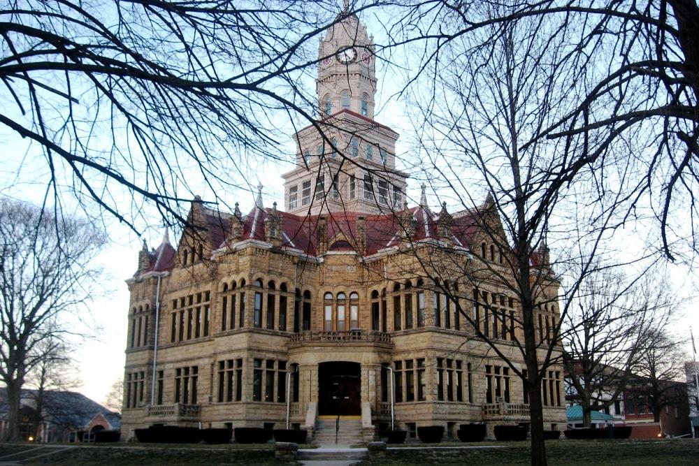 Edgar County Courthouse
