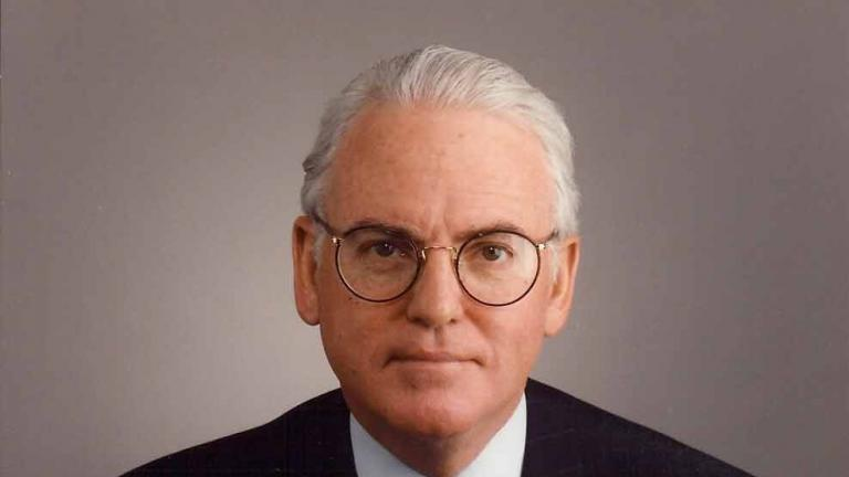 Alderman Ed Burke controls the city's revenue and expenses by chairing the City Council's Committee on Finance.